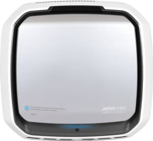 Aermax Pro air purifier for infection prevention