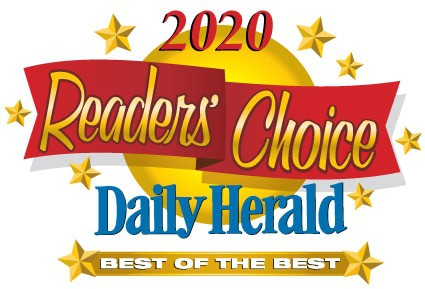 2020 Readers Choice Best of the Best award